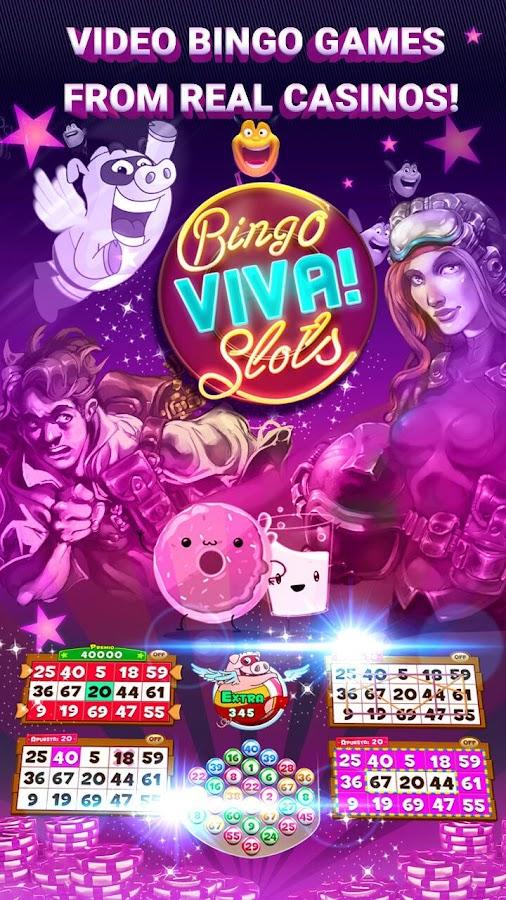 Viva Bingo Slots