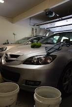 Photo: Day 99-A Clean Car Is A Happy Car