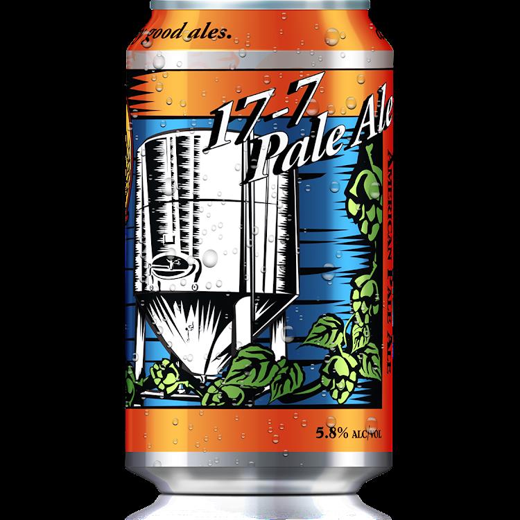 Logo of Castle Danger 17-7 Pale Ale