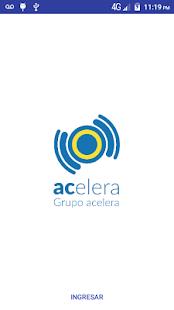 Acelera grupo chofer - náhled