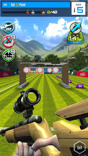 Shooting King 1.5.5 Unlocked MOD APK Android 2