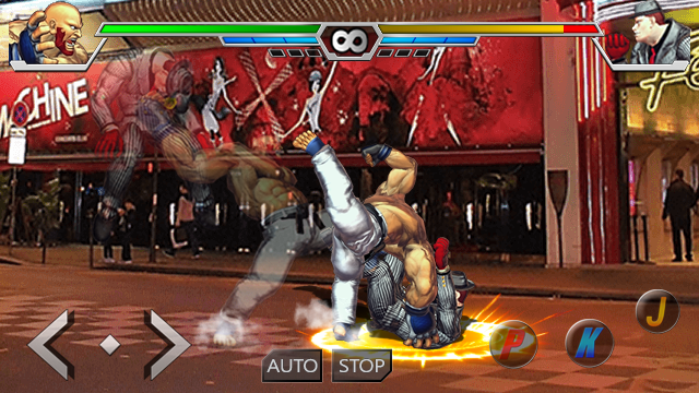 Infinite Fighter-fighting game Cho Android