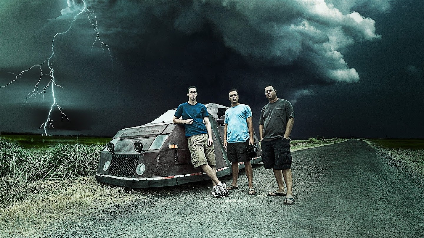 Watch Storm Chasers live