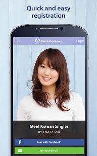 KoreanCupid - Korean Dating App- screenshot thumbnail
