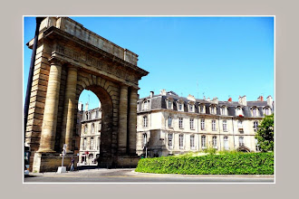 Photo: porte de Bourgogne