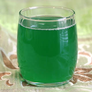 Evergreen Cocktail.