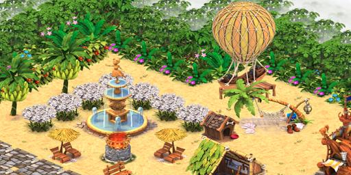 Volcano Island: Tropic Paradise