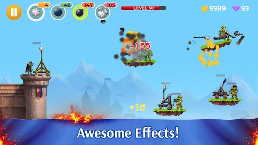 Catapult - castle & tower defense screenshot 2