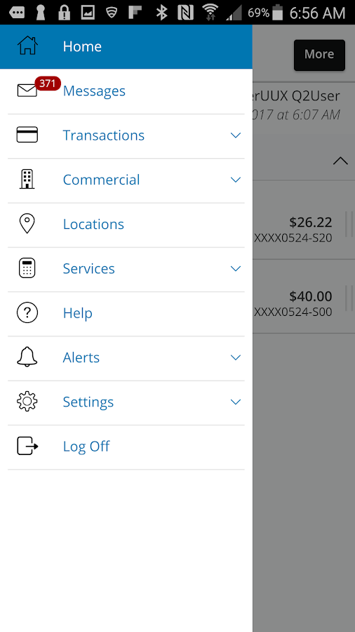 First Commerce iBranch Mobile!- screenshot