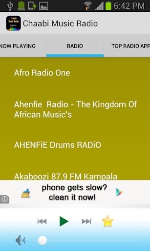 Chaabi Music Radio