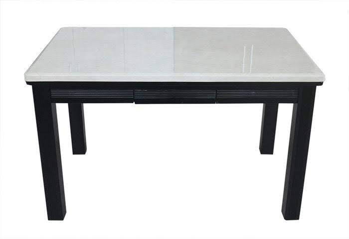 ※自運價※Q-681-86 健一 4尺石面餐桌