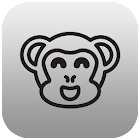 ChimpKey Internet Sticker Keyboard icon