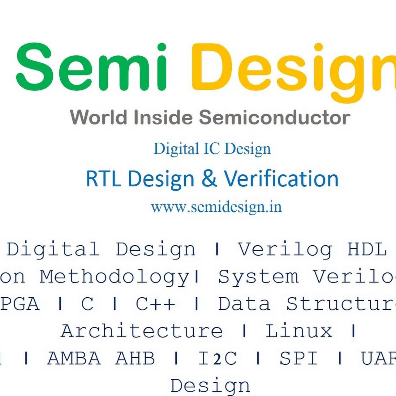 Semi Design - Training Center in Greater Noida