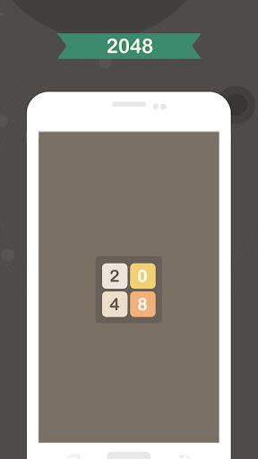 2048 두뇌 퍼즐