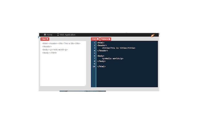 Pretty HTML | CSS | XML