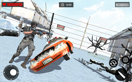 Critical Battle Royale Strike Free Fire Squad Game 1.0 screenshots 8