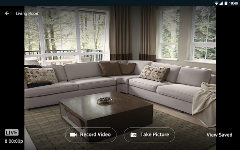 XFINITY Home - screenshot thumbnail