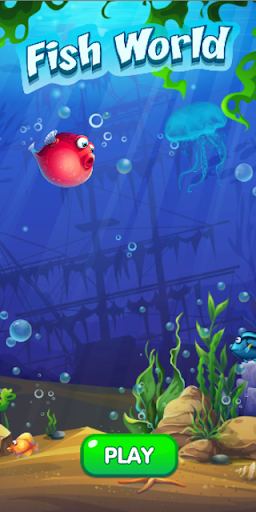 Bubble Blast : Fish Rescue screenshot 1