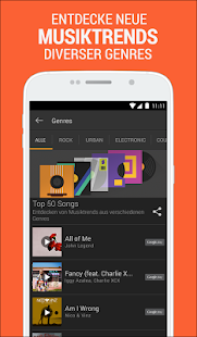 SoundHound Musik & Songtexte- screenshot thumbnail