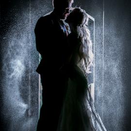Misty Kiss by Lood Goosen (LWG Photo) - Wedding Bride & Groom ( wedding photography, wedding photographers, wedding day, weddings, wedding, bride and groom, wedding photographer, bride, groom, bride groom )