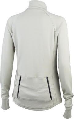 Surly Merino Women's Long Sleeve Jersey: Tan alternate image 0