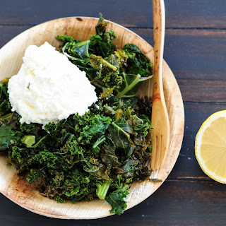 Addictive Lemony Kale
