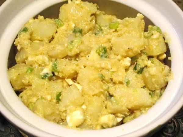 Jalapeño Potato Salad Recipe