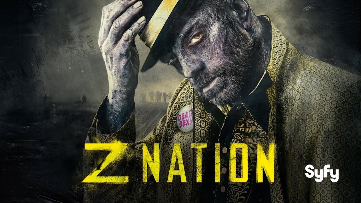 Z Nation Spiel