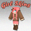 Girl Skins for PE Minecraft icon