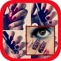 Nail Art Tutorial Ideas icon