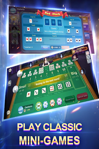 Texas Poker English (Boyaa) screenshots 2