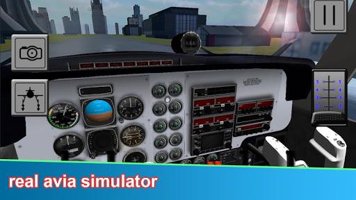 Aircraft Flight Pilot 3D Free