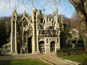 Photo: Ferdinand Cheval Palace a.k.a Ideal Palace (France)