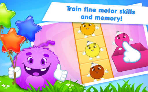 Learning shapes and colors for toddlers: kids game 0.2.2 1