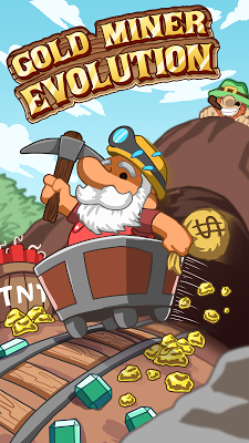 Gold Miner Evolution - screenshot