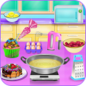 Food maker - dessert recipes icon