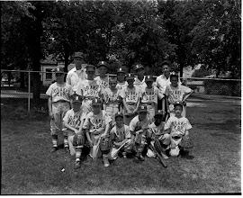 Photo: 1963 Lockport Little League Drake Lumber