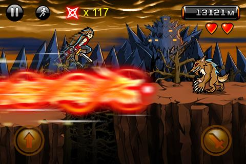 Devil Ninja screenshot 1