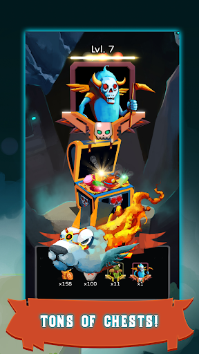 TopCog's Duel Arena - Hero Battle Game 1.0.8 screenshots 8