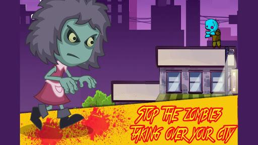 Machine Gun Zombie