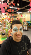 Photo: Casa Ideas at Sunset Place. Great Face Painting during the month of June. http://www.BestPartyPlanner.net