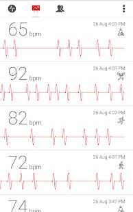 App Cardiograph - Heart Rate Meter APK for Windows Phone