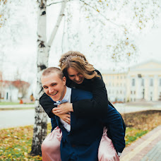 Wedding photographer Sasha Serebryakova (Malinova9I). Photo of 23.11.2017