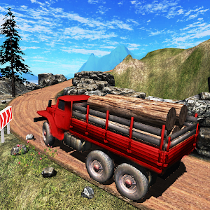 Truck Driver 3D for Blackberry logo