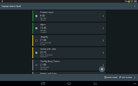 Download Alarm clock PRO APK latest version for android devices