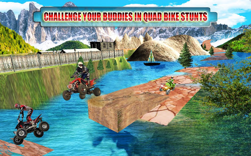 Quad Bike Games Offroad Mania: Free Games 2020  screenshots 1