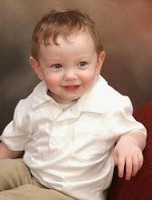 Photo: Kain, son of Stephanie Adkins '06 and Zachari Reynolds.