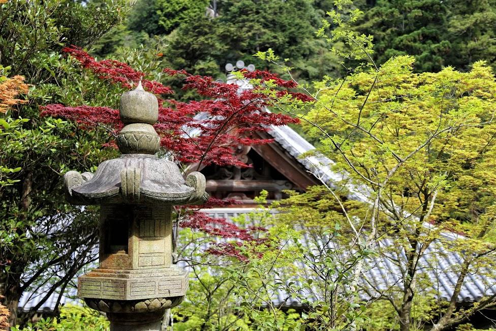 Miyajima, Itsukushima, świątynia Daisho-in