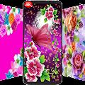 HD 3D Flower Wallpapers 4K background APK