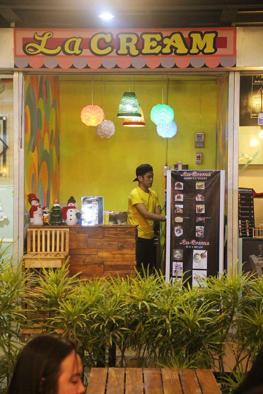La Cream Stall